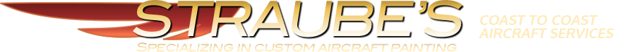 Aircraft Painting and Aircraft Detailing Straube's Aircraft Services